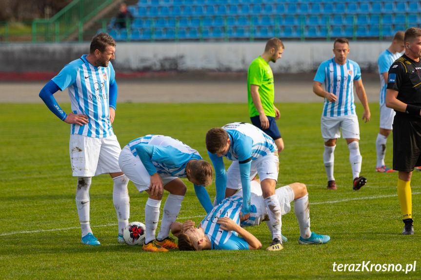 Karpaty Krosno - Start Pruchnik 5:0