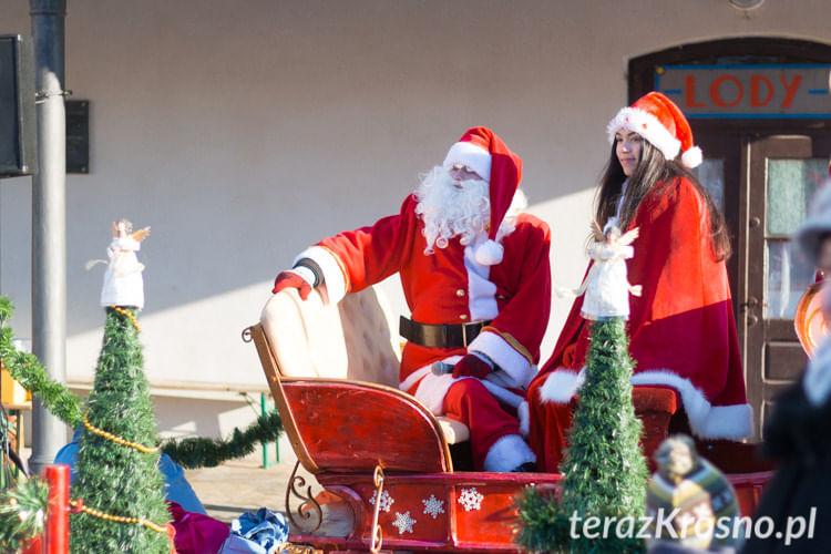 Kiermasz Bożonarodzeniowy w Dukli