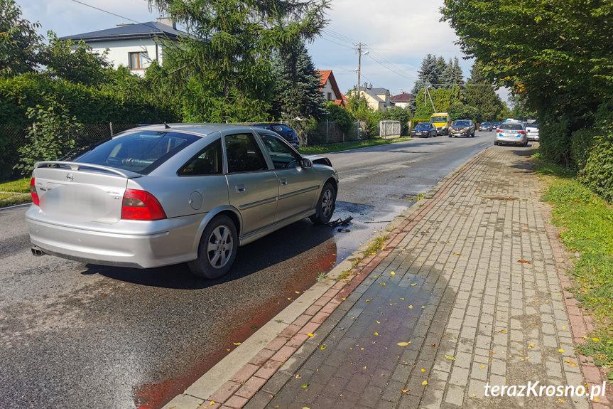 Kolizja 3 samochodów w Świerzowej Polskiej