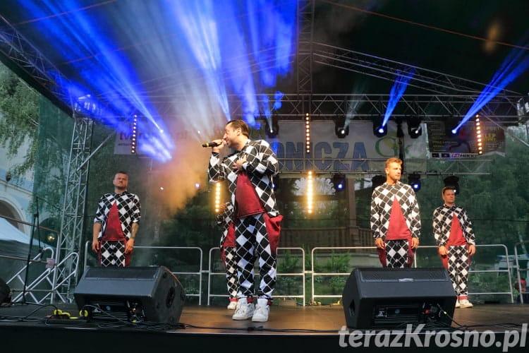 Koncert Boys w Iwoniczu-Zdroju