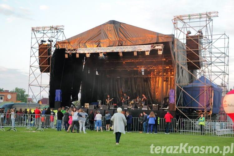 Koncert Enej w Jedliczu