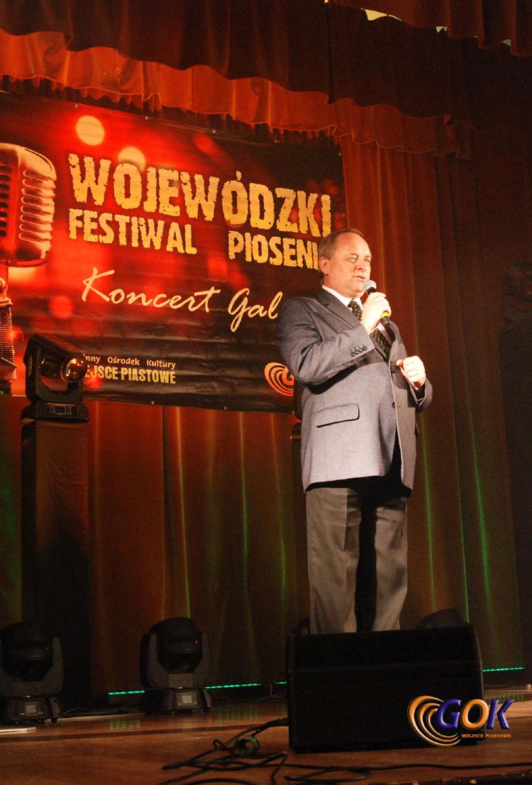 Koncert galowy XXIV Wojewódzkiego Festiwalu Piosenki