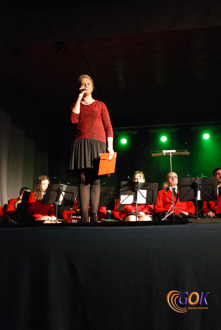Koncert Karnawałowy Orkiestry Dętej Gminy Miejsce Piastowe