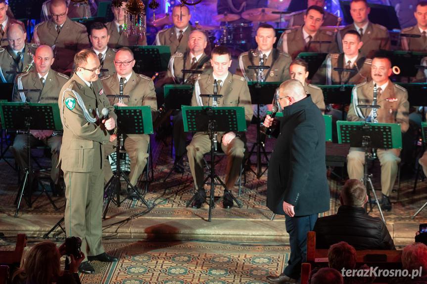 Koncert Noworoczny Miejskiej Górniczej Orkiestry Dętej