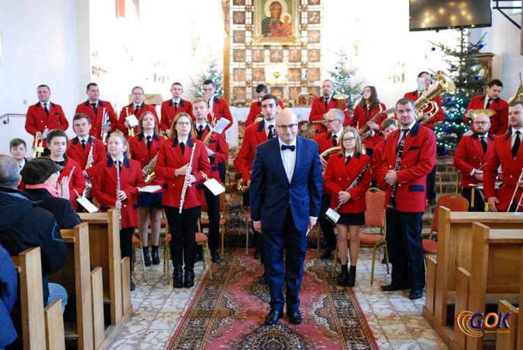 Koncert Orkiestry Dętej z okazji święta Trzech Króli