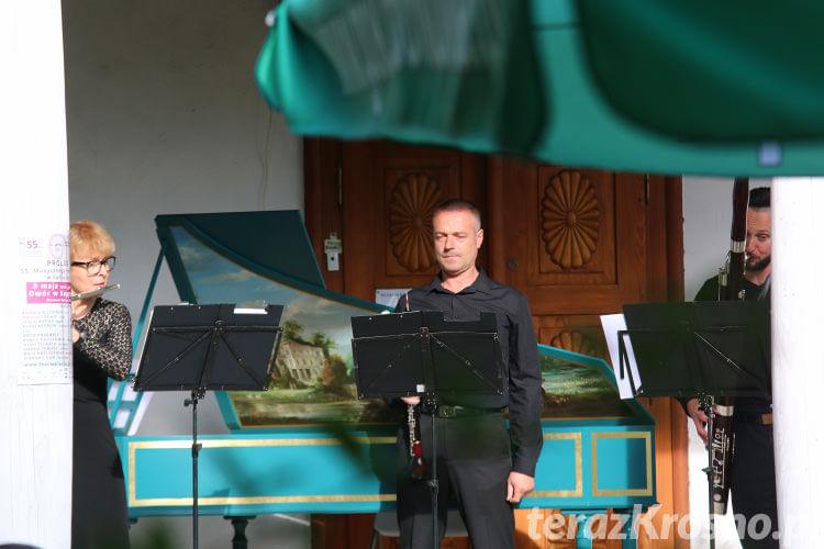 Koncert w Muzeum Kultury Szlacheckiej w Kopytowej