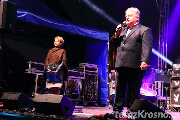 Koncert zespoły Łzy - Dni Rymanowa 2016