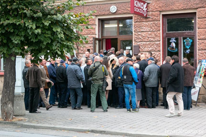 Konwencja PiS w Krośnie