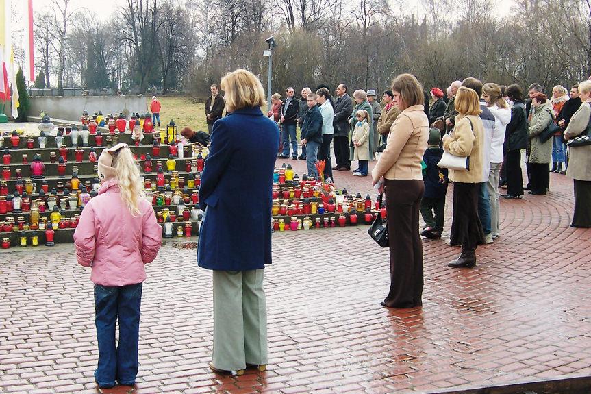 Krosno po śmierci Jana Pawła II