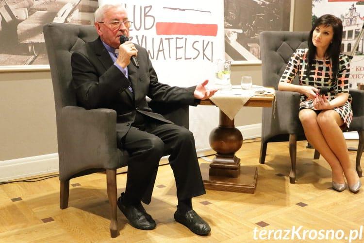 Ks. bp. Tadeusz Pieronek w Krośnie