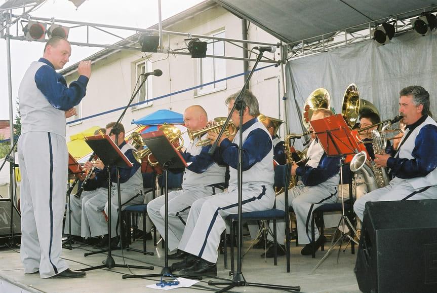Majówka w Pustynach 2006