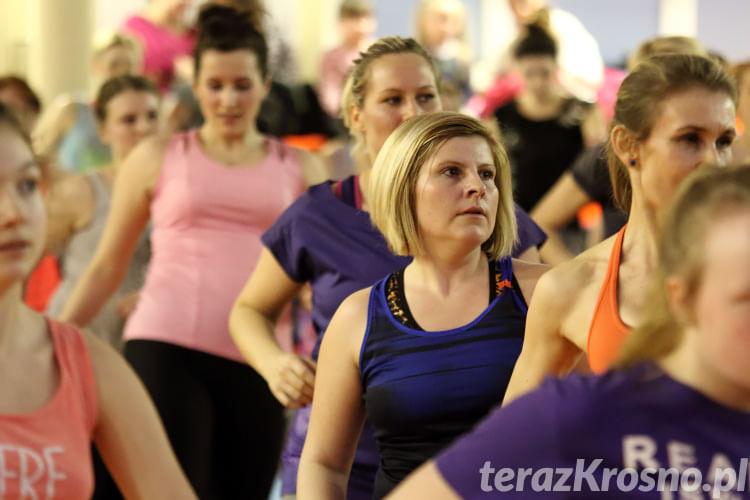 Maraton Zumba Fitness & Piloxing w Świerzowej Polskiej