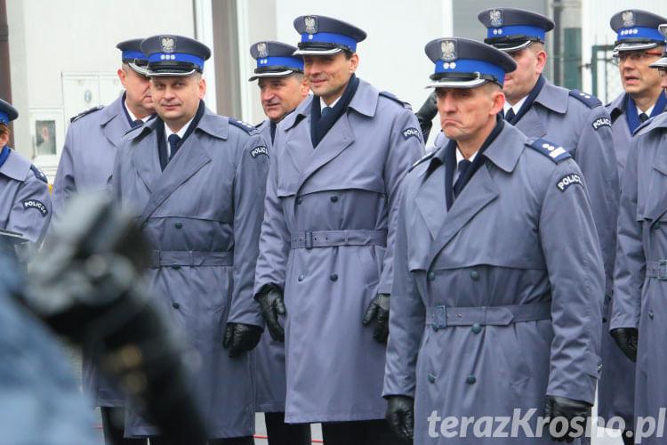 Mariusz Błaszczak w powiecie krośnieńskim