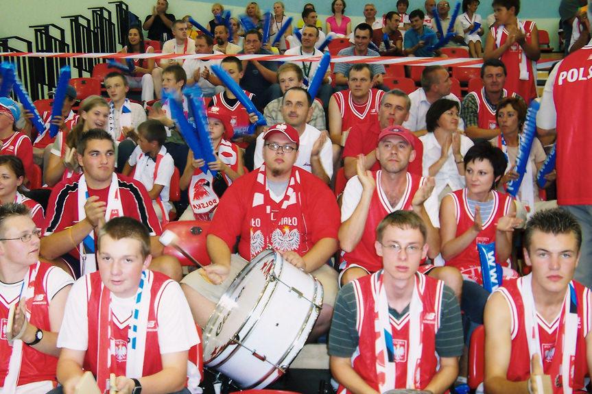 Mecz Polska - Finlandia