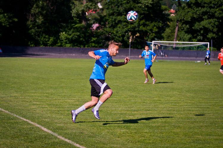 Mecz testowy Karpat Krosno
