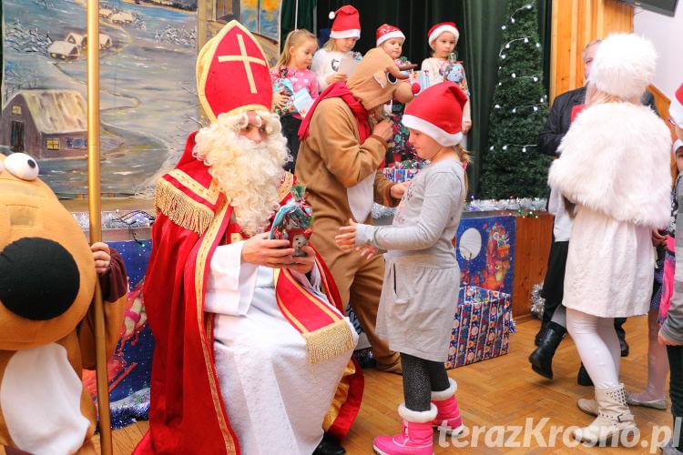 Mikołaj w Chorkówce