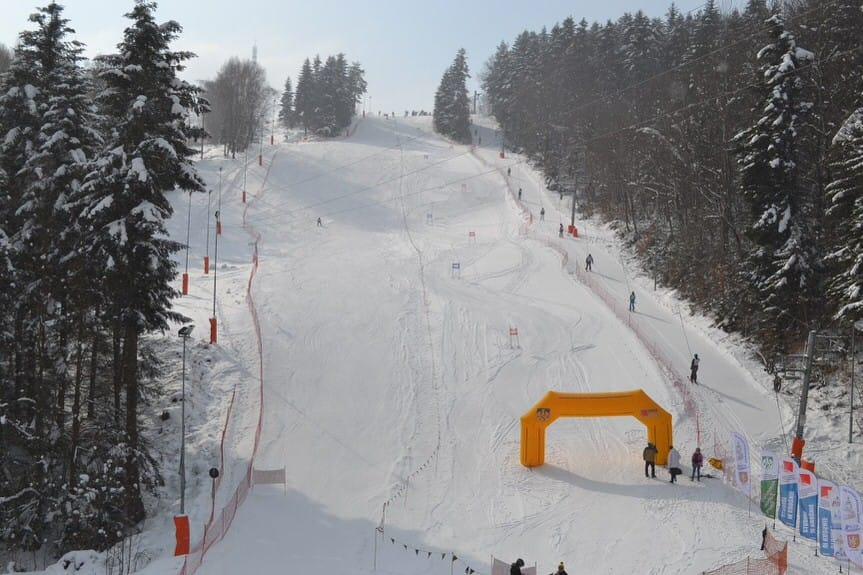 Mistrzostwa Krosna w Narciarstwie Alpejskim o Puchar Prezydenta Krosna