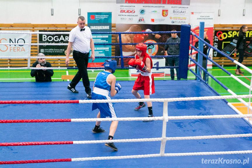 Mistrzostwa Województwa Podkarpackiego w Boksie Olimpijskim