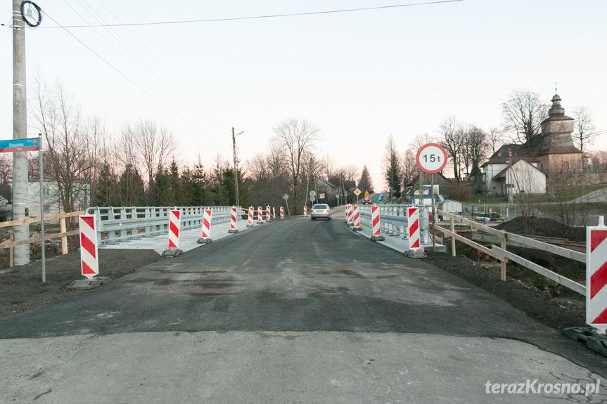 Most w Rogach otwarty