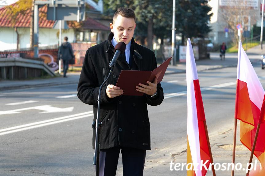 Nadanie imienia mostu dr. Kamila Bogackiego