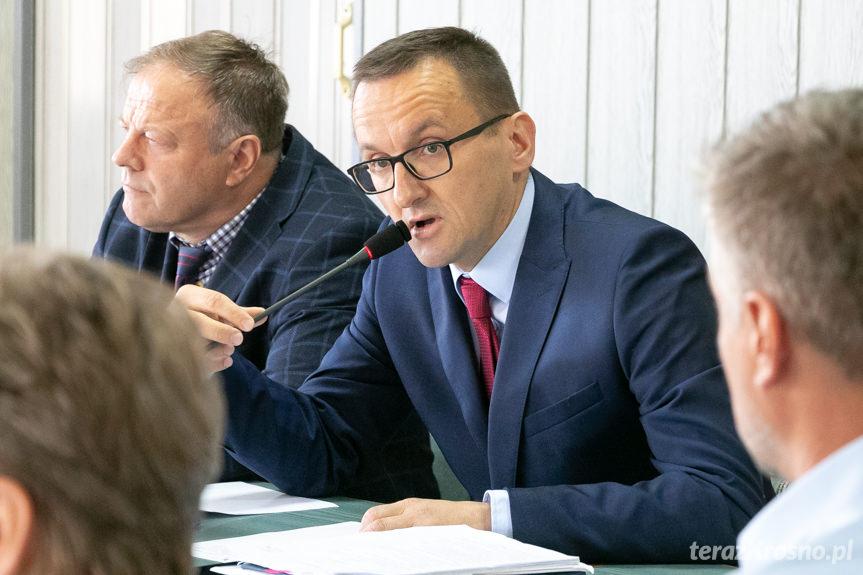Nadzwyczajna sesja Rady Gminy Korczyna