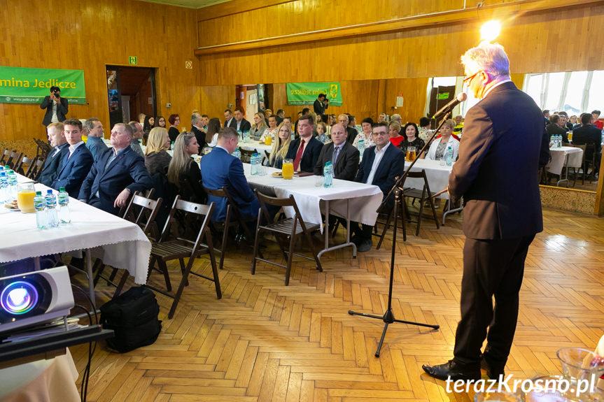 Nagrody Burmistrza Gminy Jedlicze w dziedzinie sportu