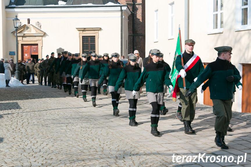 Narodowy Dzień Pamięci Żołnierzy Wyklętych w Krośnie