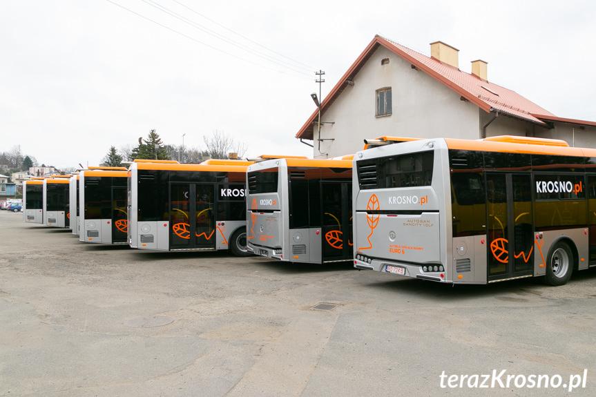 Nowe autobusy Autosan