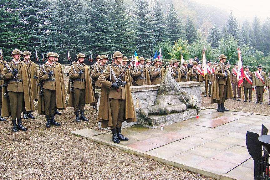 Obchody 61. rocznicy Operacji Karpacko-Dukielskiej w Dukli
