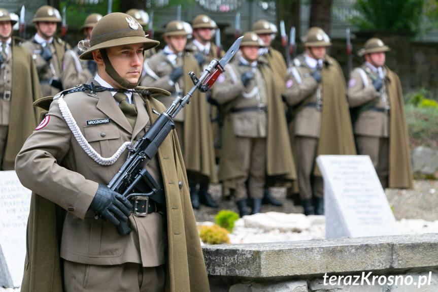 Obchody 74 rocznicy Bitwy Karpacko-Dukielskiej