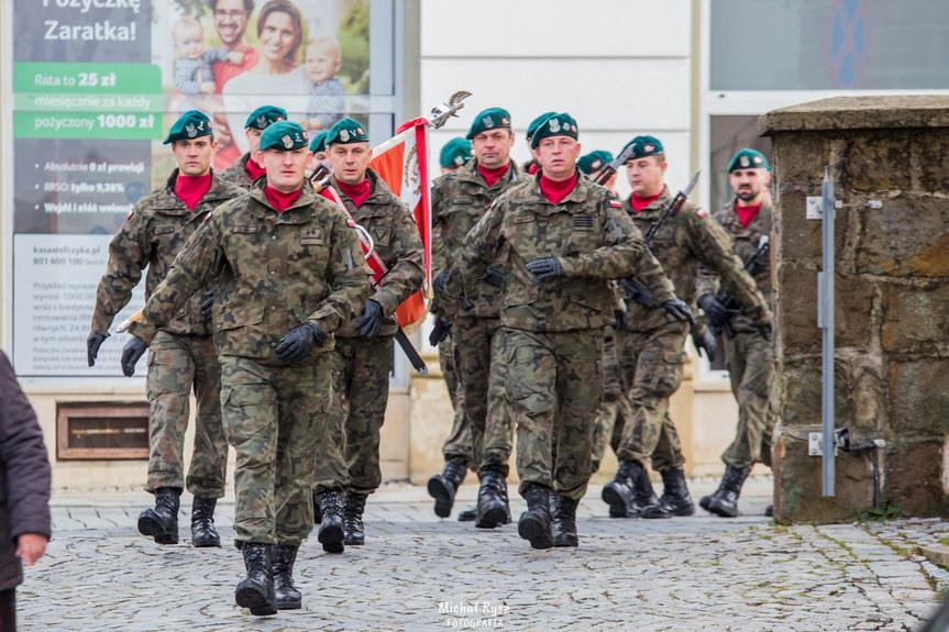 Obchody Narodowego Święta Niepodległości w Krośnie