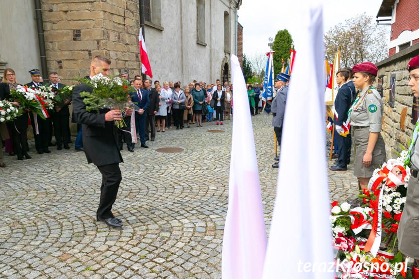 Obchody Święta Konstytucji 3 Maja w Krośnie