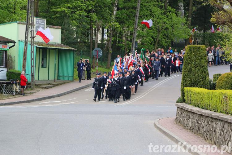 Obchody Święta Narodowego 3 Maja w Jedliczu