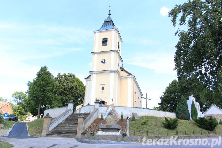 Odsłonięcie pomnika w Kobylanach