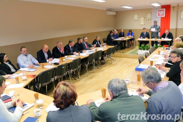 Odwołanie skarbnika gminy Chorkówka, powołanie nowego