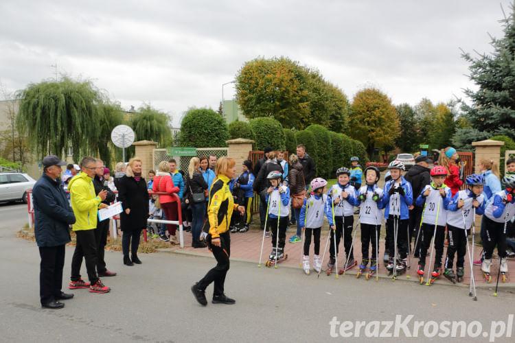 Ogólnopolskie Zawody w Biegach na Nartorolkach w Jedliczu