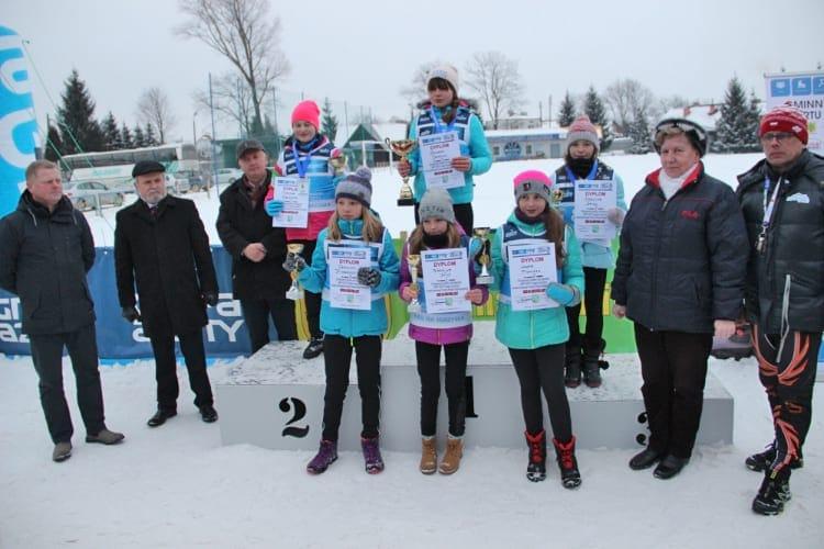 Zawody w biegach narciarskich o Puchar Burmistrza Gminy Jedlicze