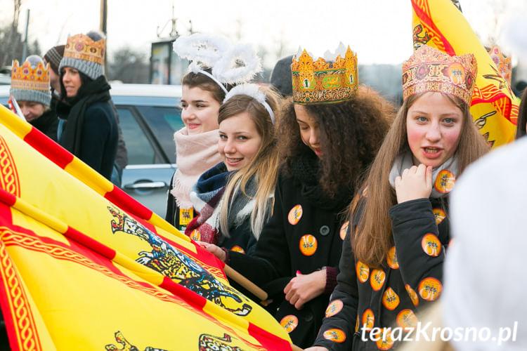 Orszak Trzech Króli w Krośnie