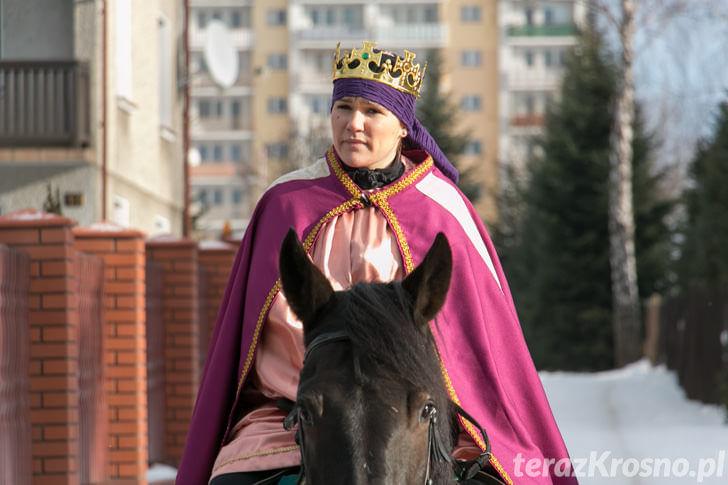 Orszak Trzech Króli w Krośnie 2015