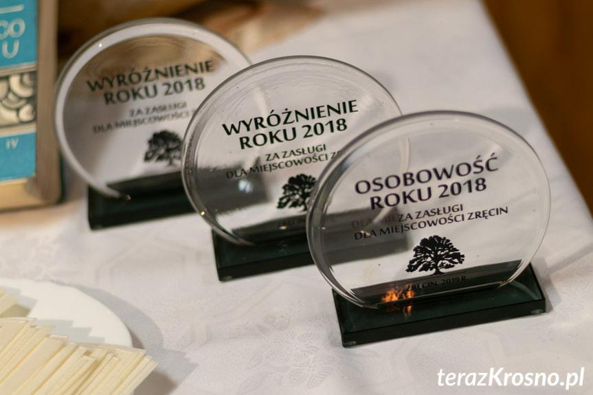 Osobowość Roku 2018 Zręcina