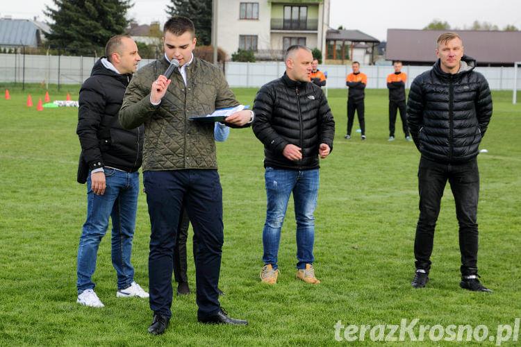 Otwarcie Akademii Piłkarskiej Sławomira Peszko w Jedliczu