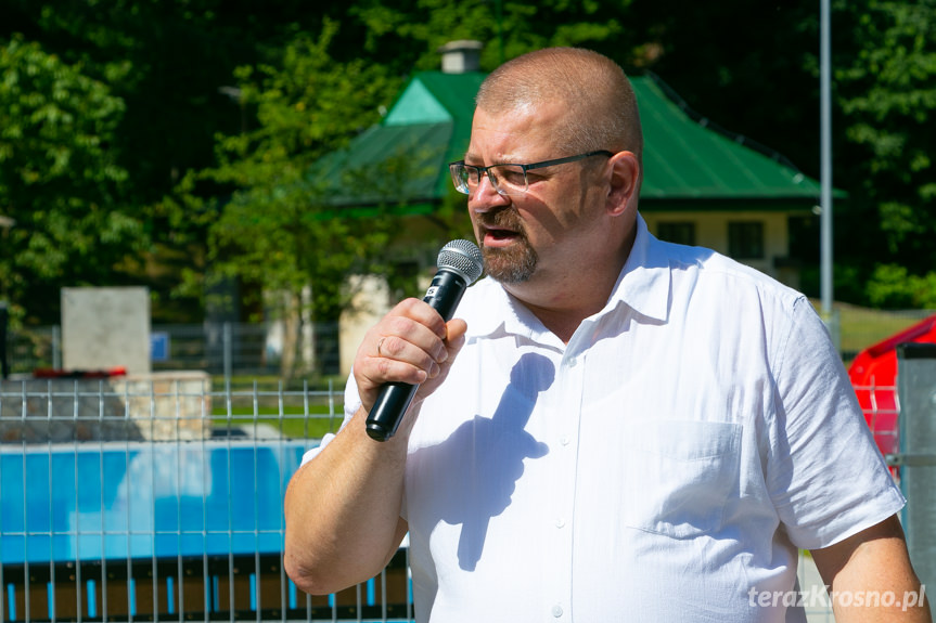 Otwarcie basenów w Iwoniczu-Zdroju