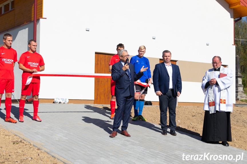 Otwarcie budynku sportowo-rekreacyjny w Węglówce