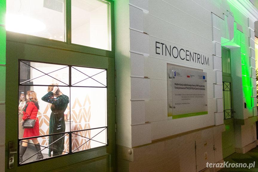 Otwarcie Etnocentrum Ziemi Krośnieńskiej