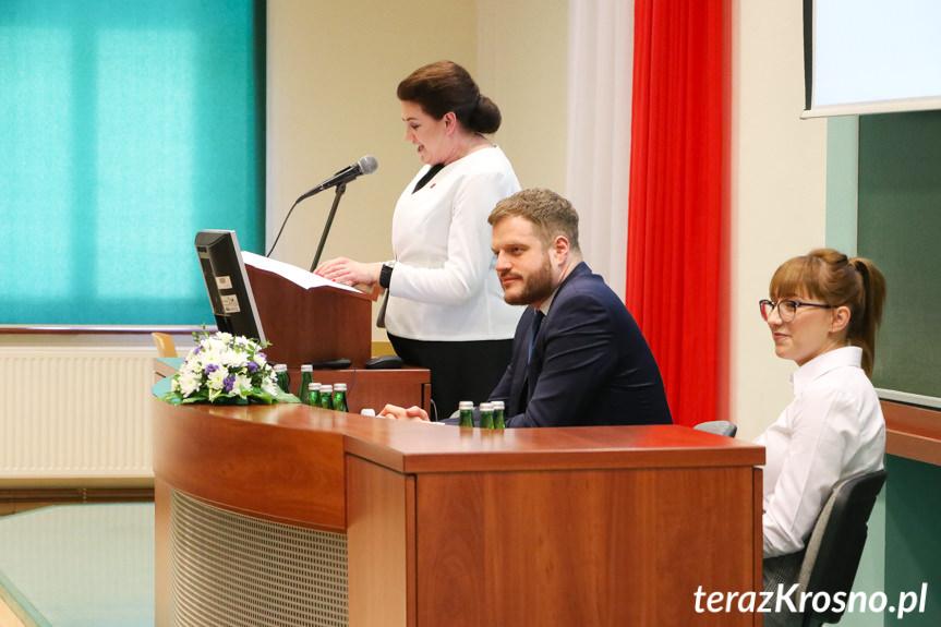 Otwarcie Monoprofilowego Centrum Symulacji Medycznej w PWSZ Krosno