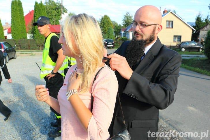 Otwarcie nowego Domu Ludowego w Żeglcach