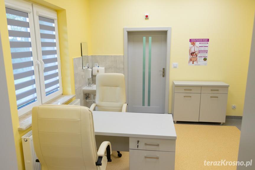 Otwarcie Ośrodka Zdrowia w Łężanach