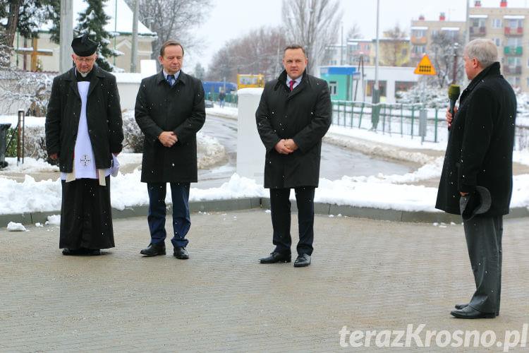 Otwarcie parkingu w Polance