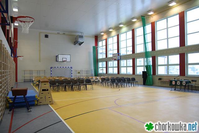 Otwarcie sali gimnastycznej w Kopytowej
