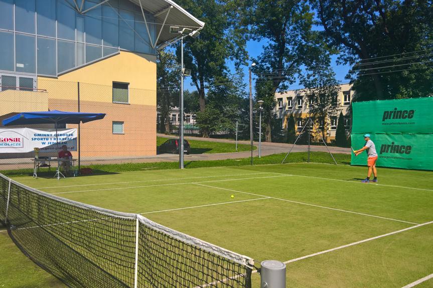 Otwarty Turniej w Tenisie Ziemnym o Puchar Burmistrza Gminy Jedlicze